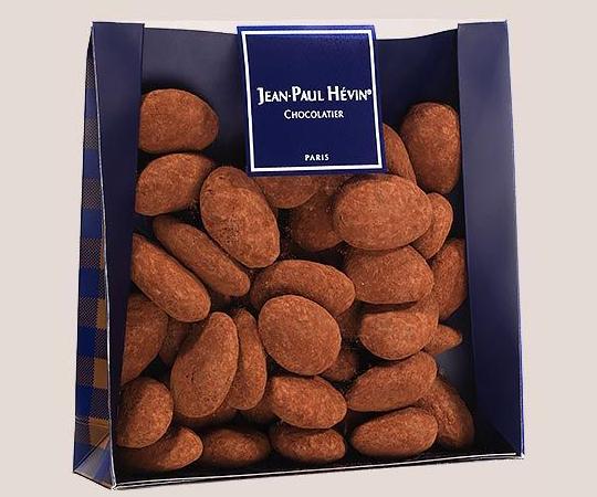 Sachet amandes poudre de cacao