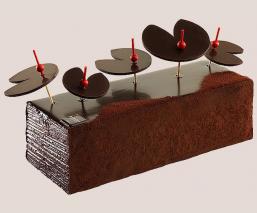"Gâteau au chocolat ""Marais"""