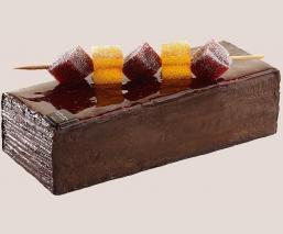 "Chocolate cake ""Rasberry"""