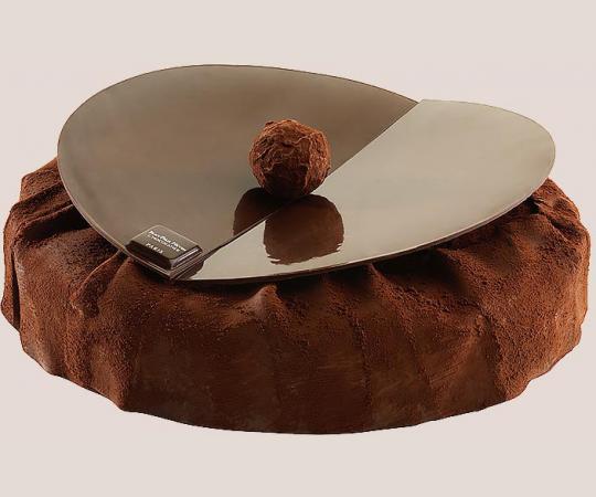 "Gâteau au chocolat ""Mac Aron"""