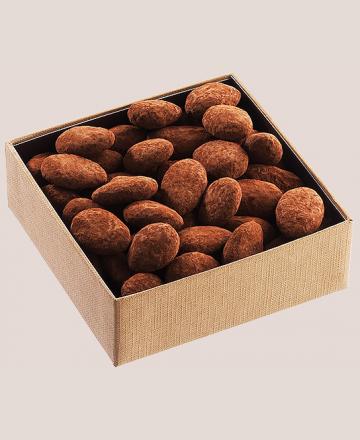 Carré d'or amandes cacao