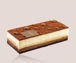 Gâteau vanille et chocolat...