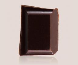 tablette de chocolat noir 80%