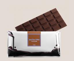étui tablette de chocolat Carioca