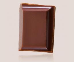 Caramel milk chocolate with...