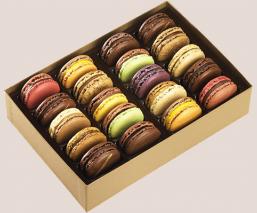 20-macarons box