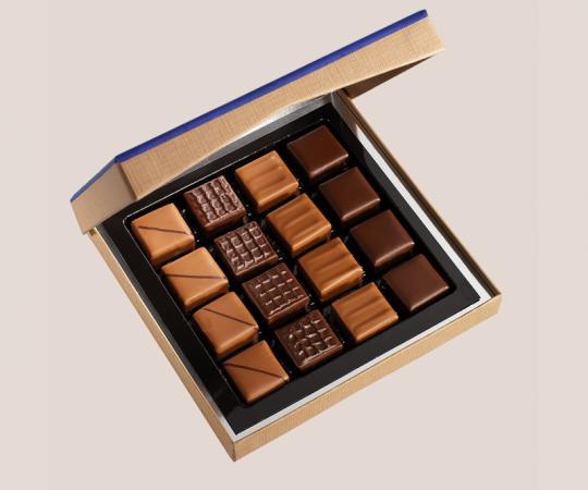 Chocolate cellar 16 pces