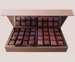 Chocolate cellar 2 x 16 pces