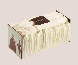 Vanilla-Blackcurrant Vacherin