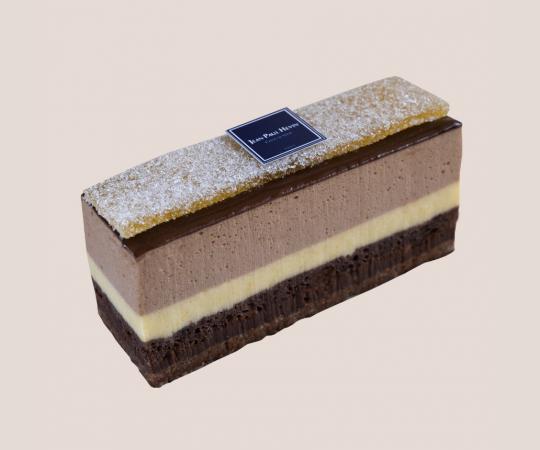 "Chocolate cake ""Bergamotte""..."