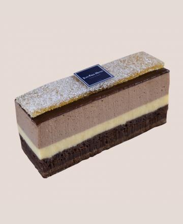 Gâteau chocolat bergamote
