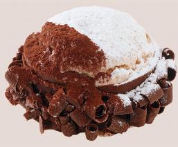 "chocolate cake ""Mac Aron"" -..."