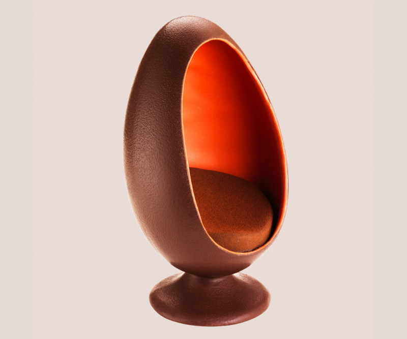 Oeuf Arne chocolat