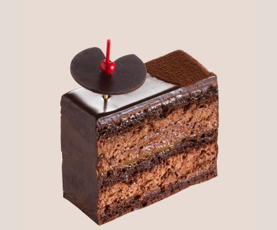 "Chocolate cake ""marais"" -..."
