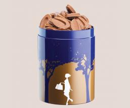 40% milk chocolate drops -...