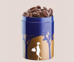 53% cocoa chocolate drops