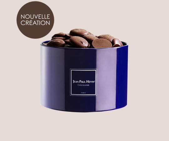 Boite métal Pastilles cacao...