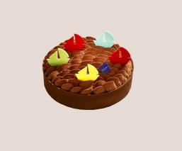 "Chocolate Mousse ""Pti Mouss"""