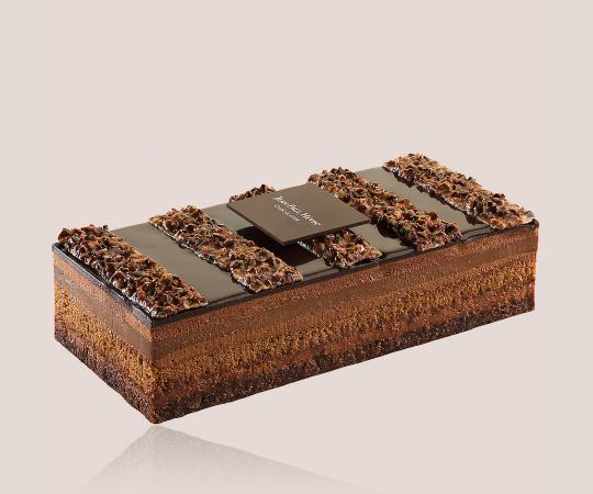 """Gâteau au chocolat """"Tonka"""" 9p"""