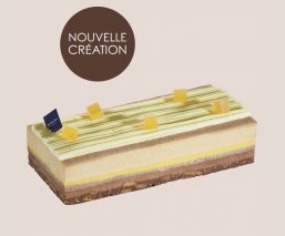 Gâteau paname mangue passion