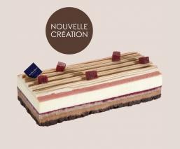 Gâteau Paname Amandes-Cassis