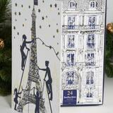 Découvrez notre calendrier placé sous le signe de la ville lumière. Qui inspire souvent et depuis toujours Jean-Paul Hévin dans ses créations. 🌟 • • • #jeanpaulhevin #maisonhévin #calendrierdelavent #chocolat #noel #christmas #adventcalendar #paris #lumiere #cacao